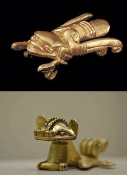 Animales en el Museo del Oro de Colombia