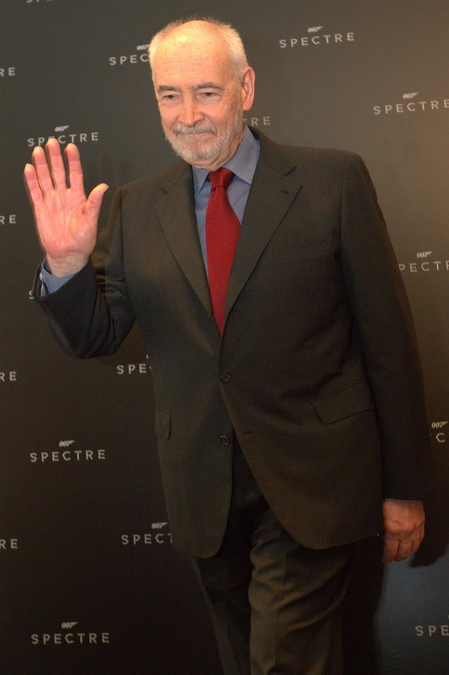 Michael G. Wilson, productor de Spectre, película de James Bond