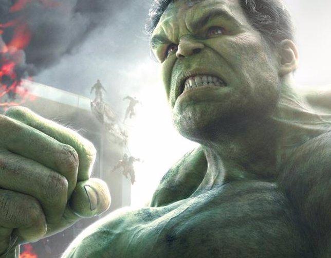 Hull amenaza en el nuevo póster de Los Vengadores: La era de Ultrón