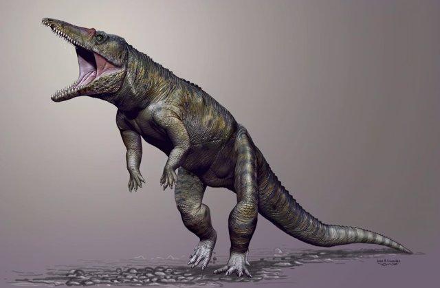 Ancestro del cocodrilo