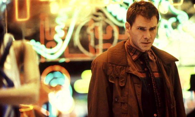 Hassison Ford en Blade Runner