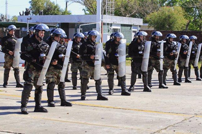 Uruguay, el país con más policías por habitantes de América Latina