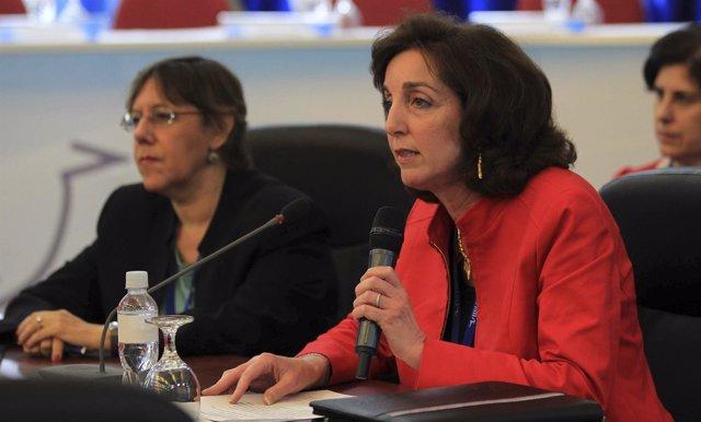 U.S. Assistant Secretary For Western Hemisphere Affairs Roberta S. Ja