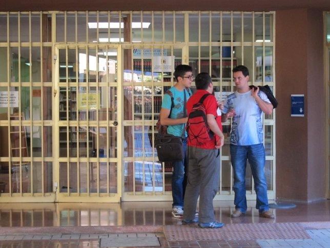 UMA, Universidad, Facultad, Biblioteca, Estudiantes, universitario