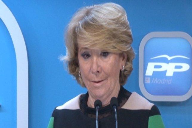 Aguirre da el pistoletazo de salida de su campaña