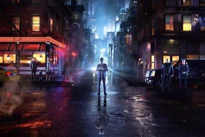 Cartel de Daredevil: ¿Nuevo traje y la torre de Los Vengadores?