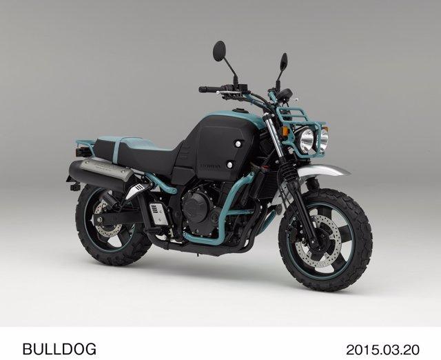 Honda Bulldog