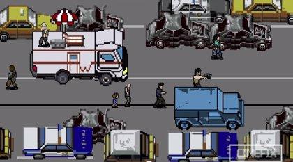 Todas las temporadas de The Walking Dead resumidas en un videojuego de 8 bits