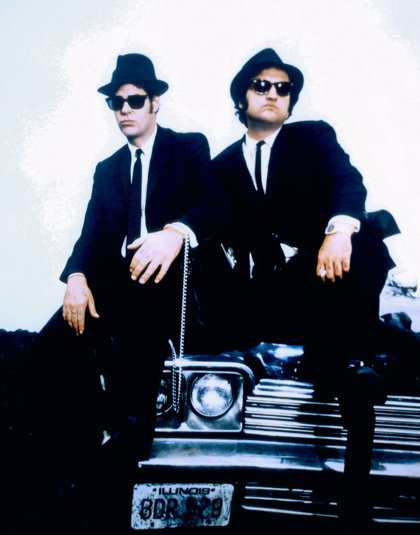 Dan Aykroyd funda Blues Brothers Records con la viuda de John Belushi