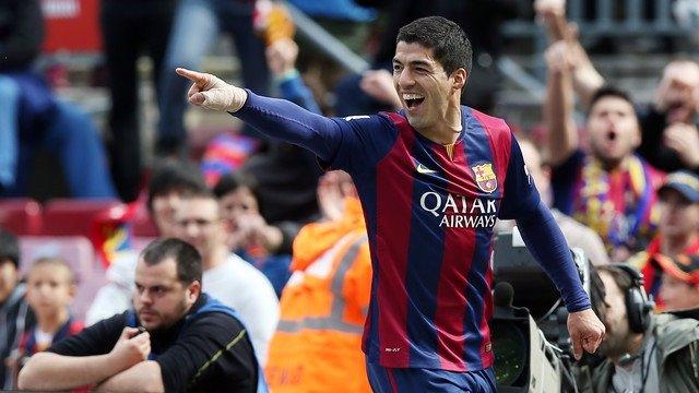 Luis Suárez Barcelona