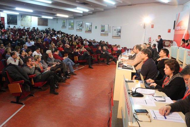 El Comité Nacional del PSPV celebrado en Valencia