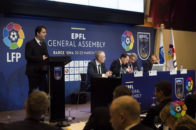 Asociación Europea de Ligas Profesionales LFP