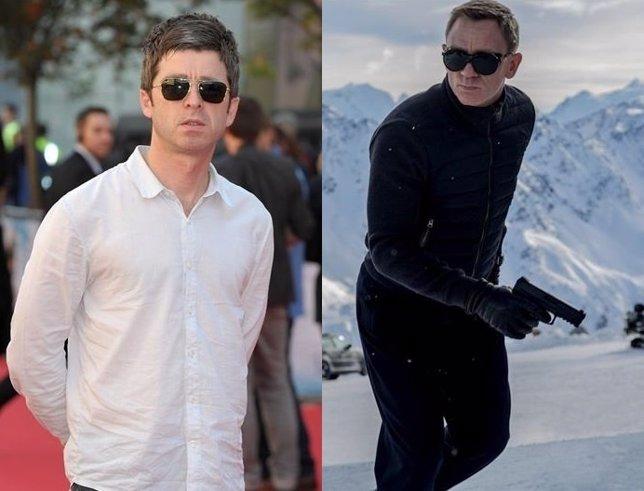 Noel Gallagher, quiere escribir una canción para James Bond: Spectre