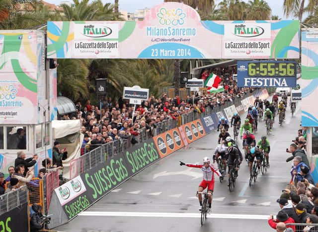 Milan-San Remo 2014 ciclismo