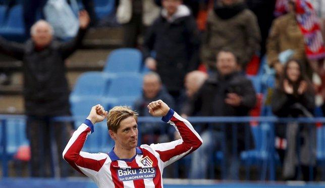 Atletico Madrid Torres Getafe