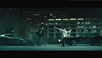 Fast & Furious 7: Vin Diesel y Jason Statham , cara a cara en los nuevos clips