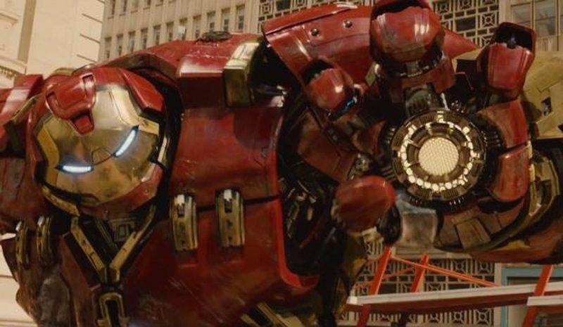 Los Vengadores: La era de Ultrón, más escenas inéditas en el nuevo spot