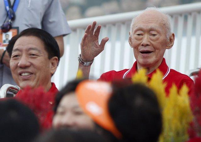Lee Kuan Yew, padre fundador de Singapur