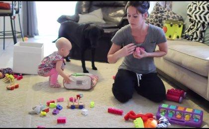 Vídeo: ¿por qué las madres nunca terminamos las tareas?