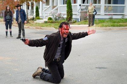 The Walking Dead: Andrew Lincoln (Rick) explica la lucha más sangrienta de la temporada 5