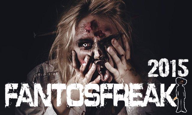 Cartel promocional del XVI Festival Fantosfreak