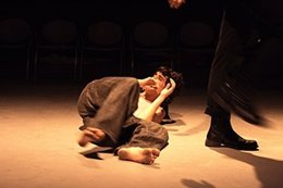 Escena de 'Woyzeck!!!', de Malalengua