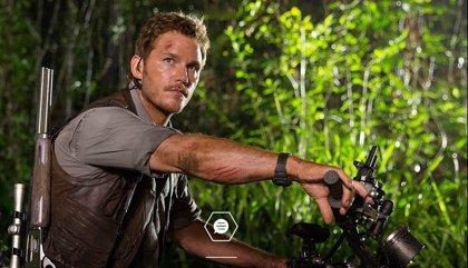 Jurassic World: Chris Pratt, a la caza del Indominus Rex