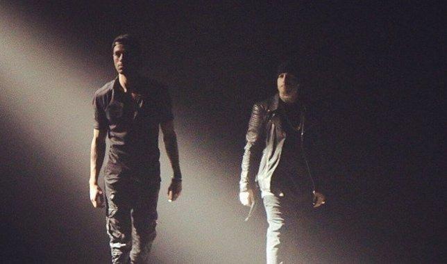 Enrique Iglesias y Nicky Jam estrenan el vídeo de El Perdón