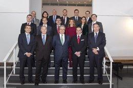 Junta Directiva Cámara de Comercio Brasil España