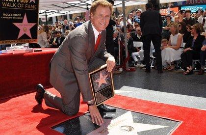 Will Ferrell ya tiene estrella en el Paseo de la Fama de Hollywood