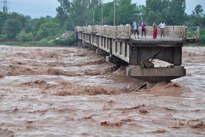 Chile confirma la muerte de dos personas por las lluvias torrenciales