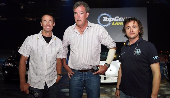 Jeremy Clarkson despedido de Top Gear