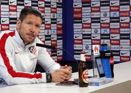 """Simeone: """"Espero competir, no aislarme y no perder la pasión"""""""