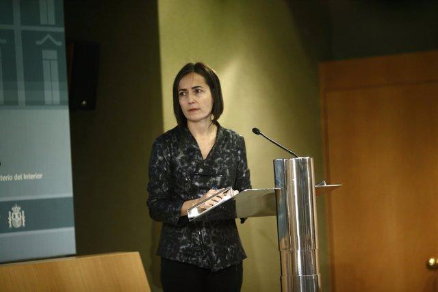 María Seguí Jorge Fernández Díaz presenta el balance de seguridad vial de 2014