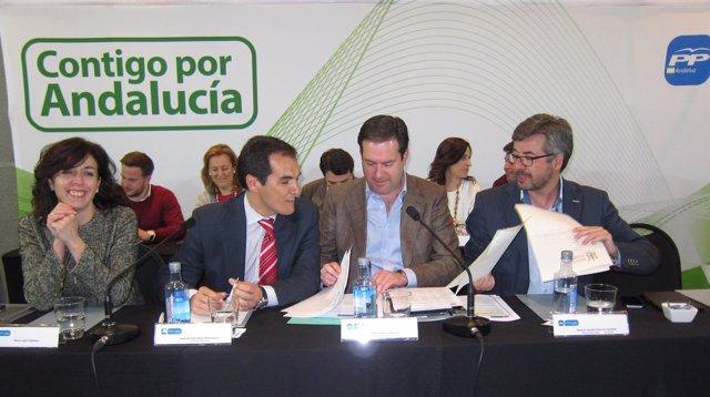 Comité ejecutivo del PP de Córdoba