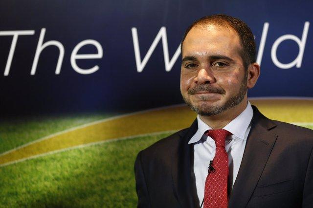 Príncipe Ali Bin Al-Hussein, candidato a la presidencia de la FIFA