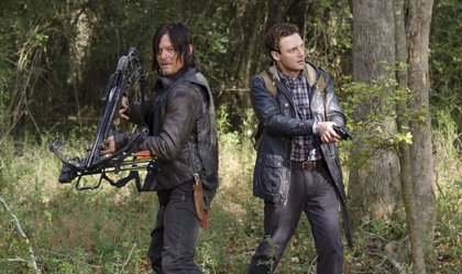 "The Walking Dead: ""Habrá muertes"" en el final de la temporada 5"