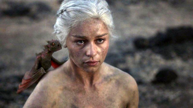 Emilia Clarke (Juego de tronos) rechazó 50 sombras de Grey por los desnudos