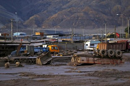 Las imágenes de la peor inundación en Chile en ocho décadas