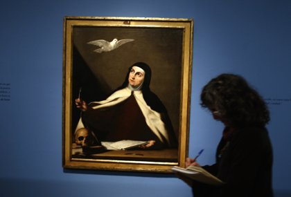 La Iglesia celebrará mañana los 500 años del nacimiento de Santa Teresa