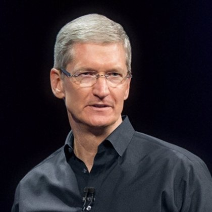 Tim Cook, presidente de Apple, donará toda su fortuna
