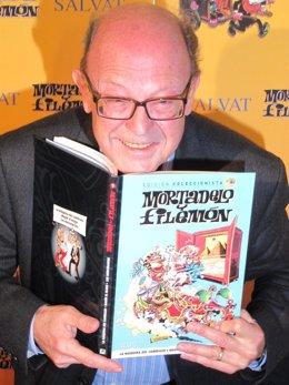 Francisco Ibáñez, Creador De 'Mortadelo Y Filemón'