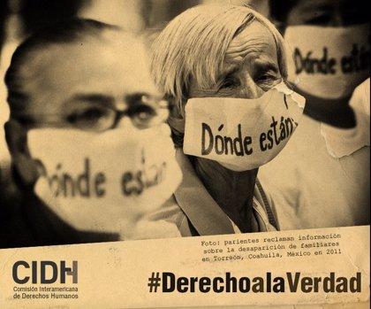 CIDH denuncia ejecuciones extrajudiciales y desapariciones forzadas