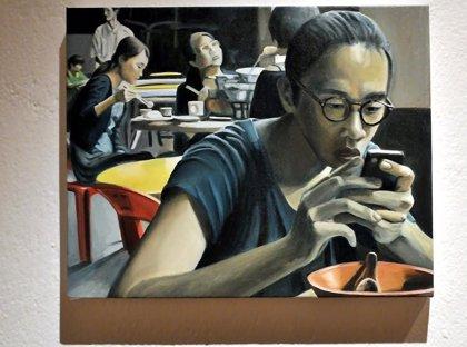 Artistas de México y Singapur interactúan a través de sus obras