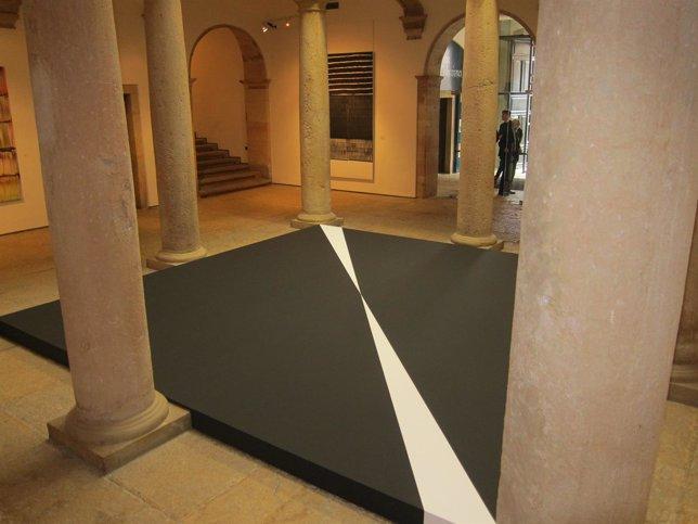 Confluencias' de Eugenio López en el Museo de Bellas Artes.