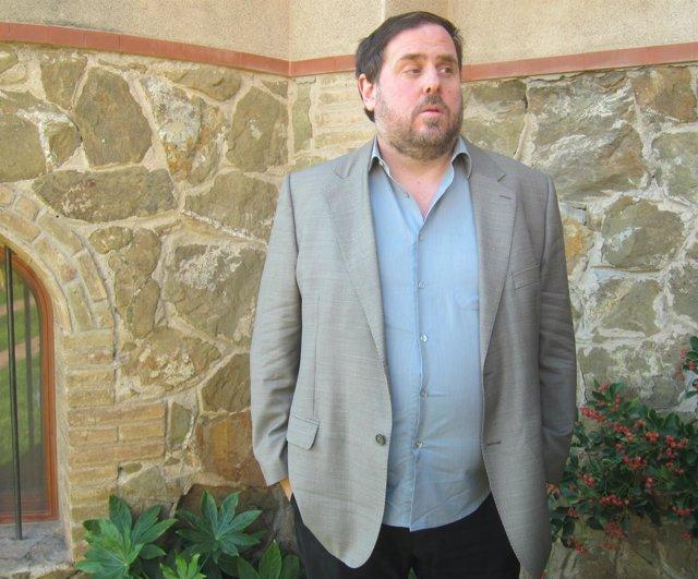 Oriol Junqueras (Archivo)