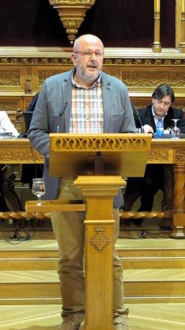 Candidato de MÉS al Consell, Miquel Ensenyat