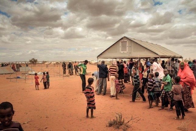 Casa prefabricada de IKEA para refugiados