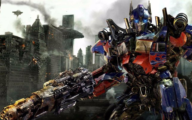 Optimus Prime en Transformers 3