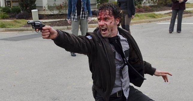 Andrew Lincoln - The Walking Dead, quinta temporada